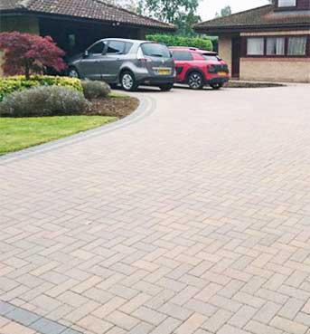 driveways company Wallington